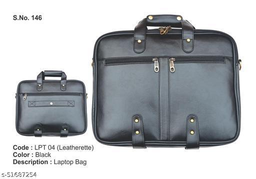 Laptop Bag - Leatherette