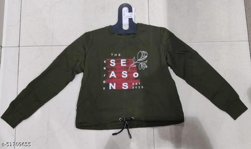 Trendy Sensational Women Sweatshirts