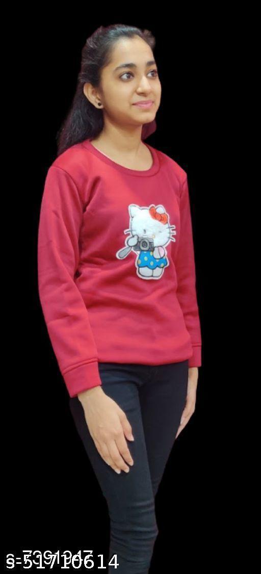 Classy Sensational Women Sweatshirts