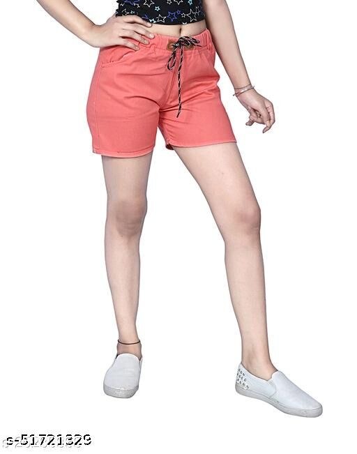Fashionable Feminine Women Shorts