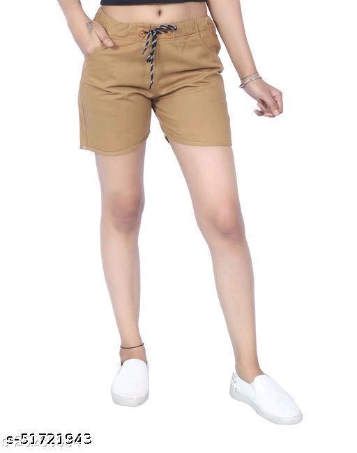 Elegant Unique Women Shorts