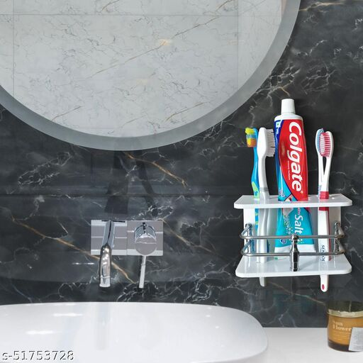 Acrylic Tooth Brush Holder/Stand/Tumbler for Bathroom Accessories