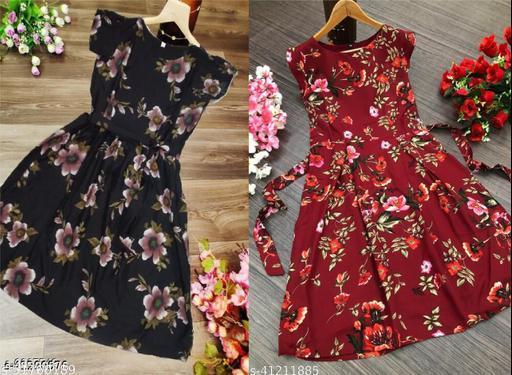 Comfy Glamorous Women Dresses