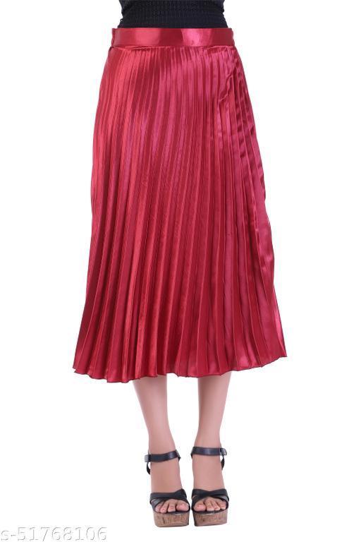 Trendy Western Skirts