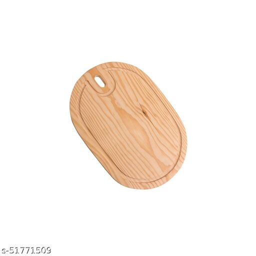 Serving Platter for Home & Kitchen Wooden Chopping Cutting Board