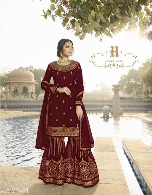 Refined Salwar Suits & Dress Material