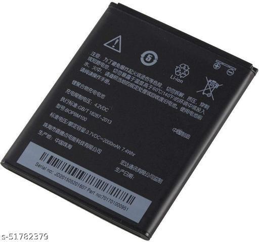 MiniKart Srore Compatible Mobile Battery for HTC Desire 616/616 Dual SIM BOPM100 2000mAh.