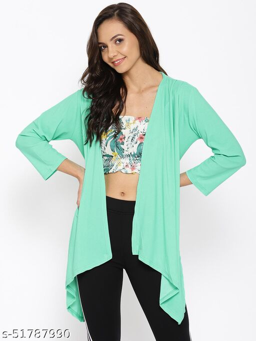 Stylish Partywear Women Capes, Shrugs & Ponchos