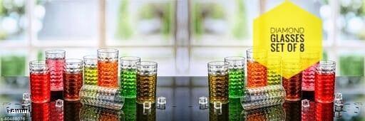 Wonderful Juice Glasses