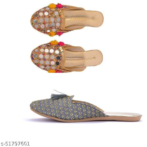 Fashionate Women Juttis & Mojaris