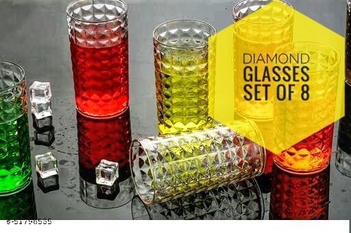 Essential Water & juice Glasses
