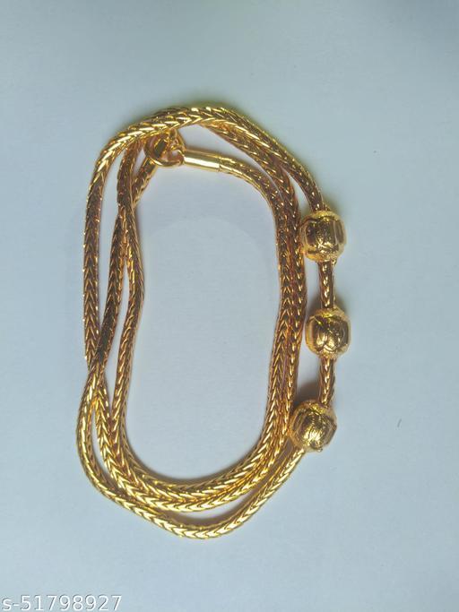 Premium Quality Necklace For Women K Mop Ball Plain