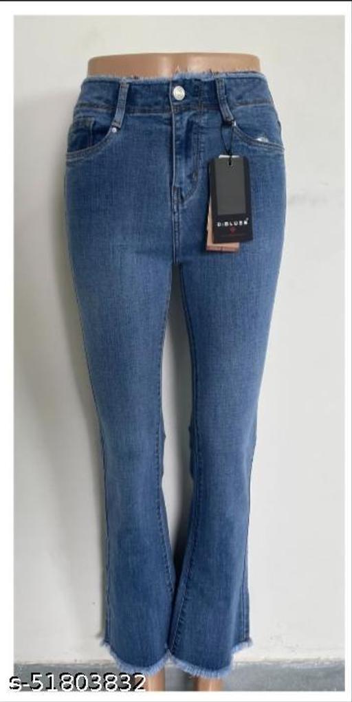 Trendy Sensational Women Jeans