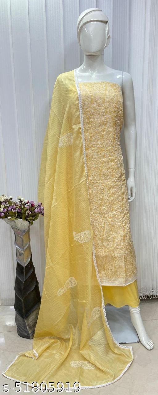Trendy Attractive Salwar Suits & Dress Materials