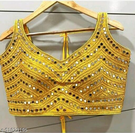 Trendy Embroidery Designed women'sWear Blouse