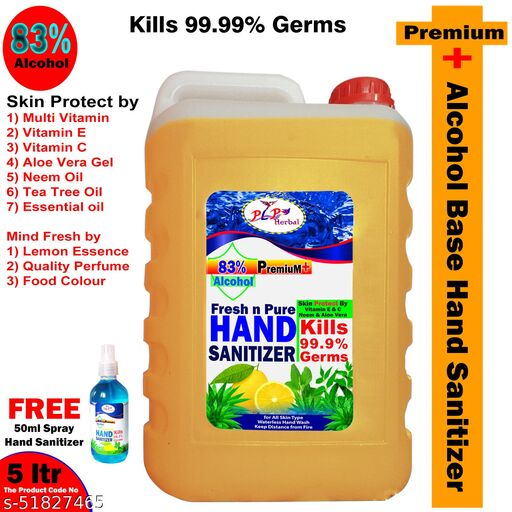 Sanitizers/Disinfectant