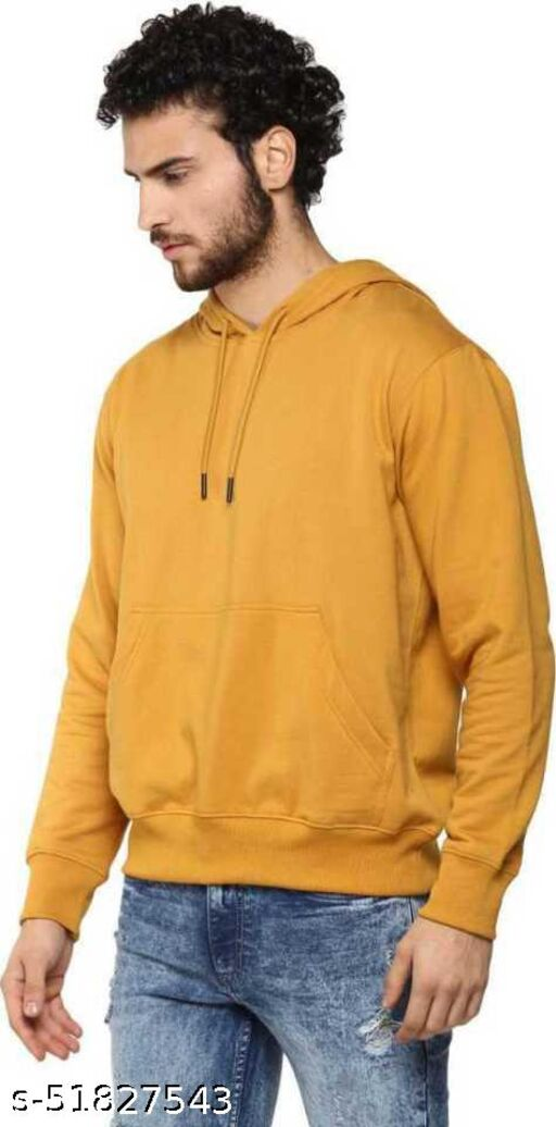 Stylish Retro Men Sweatshirts