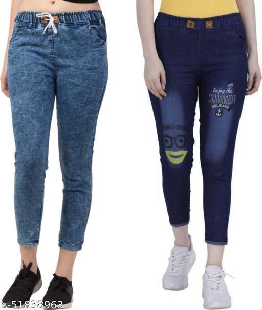 Ravishing Glamarous Women Jeans