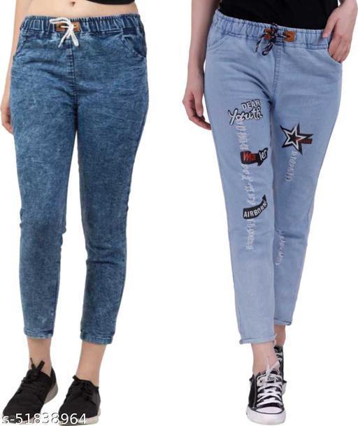 Fashionable Modern Women Jeans