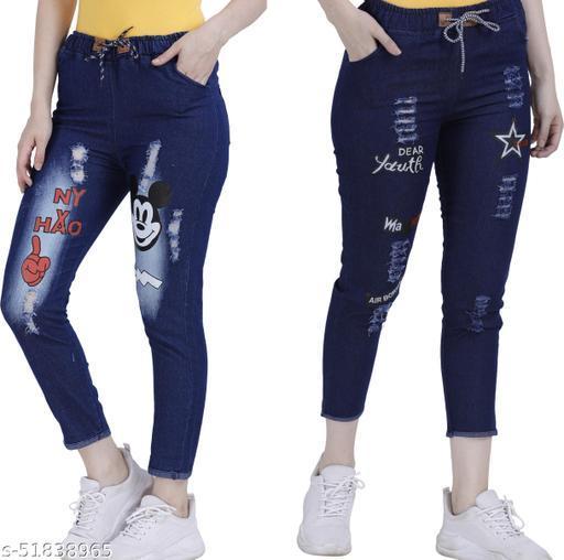 Designer Trendy Women Jeans