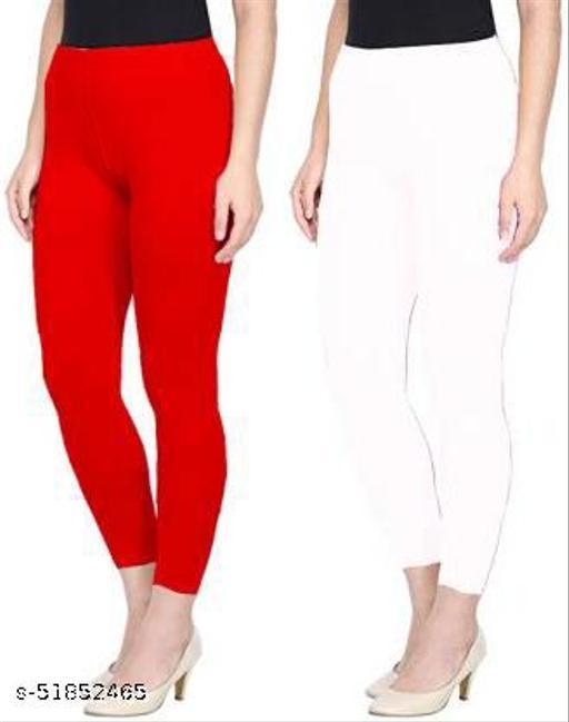 Combo Aaraa Beauty  Ankle Length Legging for Women