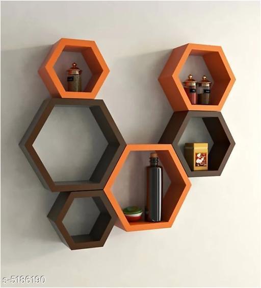 Classy Stylish Wall Shelves