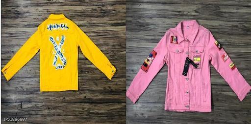 Inportant Denim jacket For Men's
