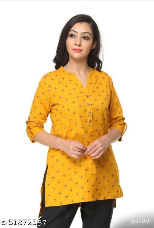 Exclusive Cotton Flex  Kurtis For Women's