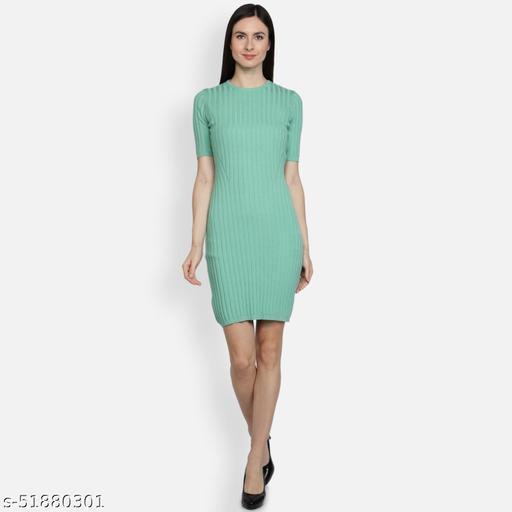 MISS-18 Women's Bodycon Fashion Dress