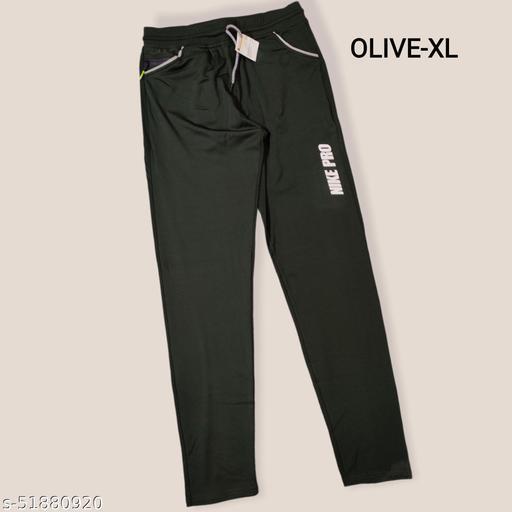 Elegant Fashionista Men Track Pants