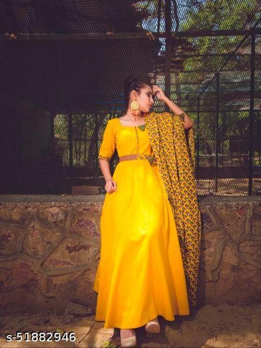 Fancy Fashionista Women Gowns
