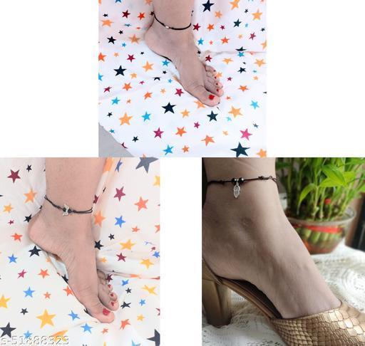Allure Graceful Women Anklets & Toe Rings