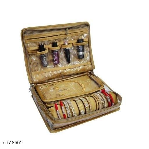 Jewellery & Makeup Locker Box