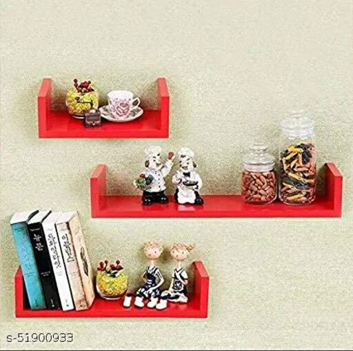 Wonderful Wall Shelves