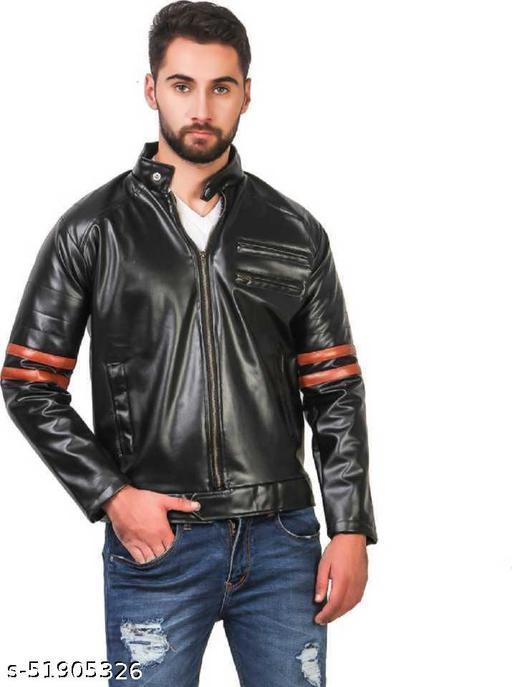 Black jacket Red patti-00020