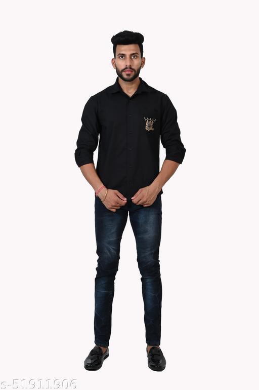 Urbane Elegant Men Shirts