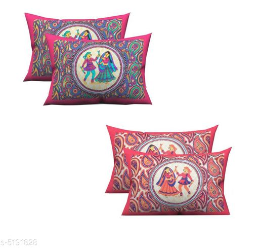 Trendy Well Sleeping Pillow Covers