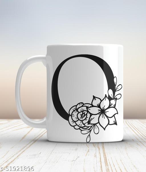 Ceramic mug-O