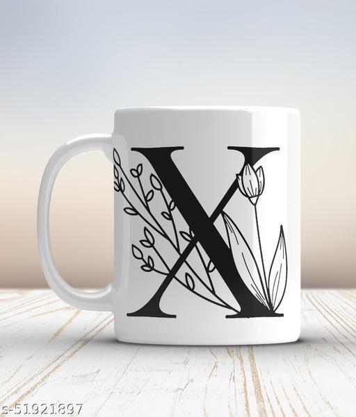 Ceramic mug-X