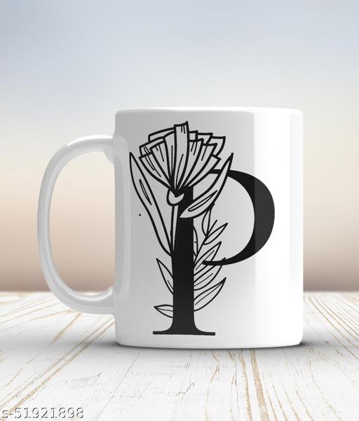 Ceramic mug-P