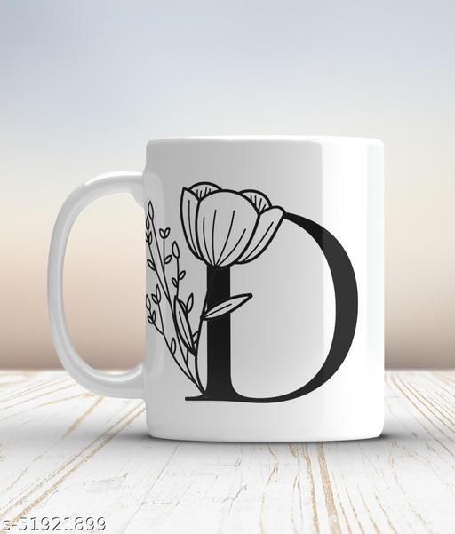 Ceramic mug-D
