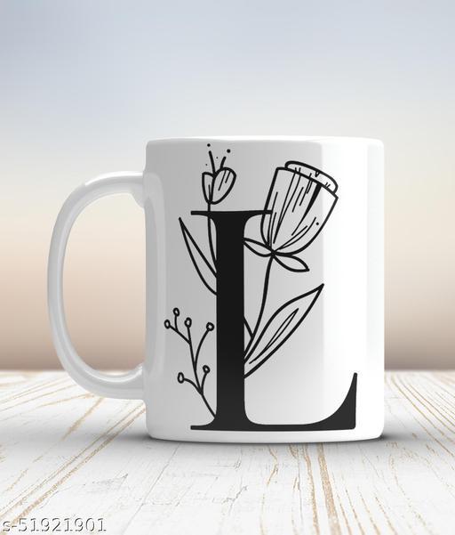 Ceramic mug-L