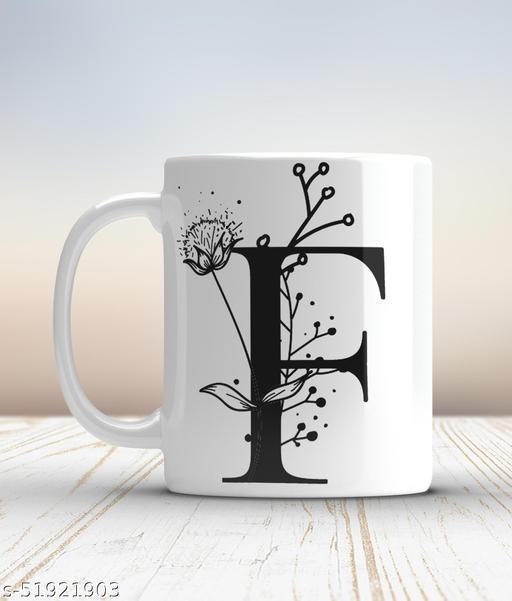 Ceramic mug-F