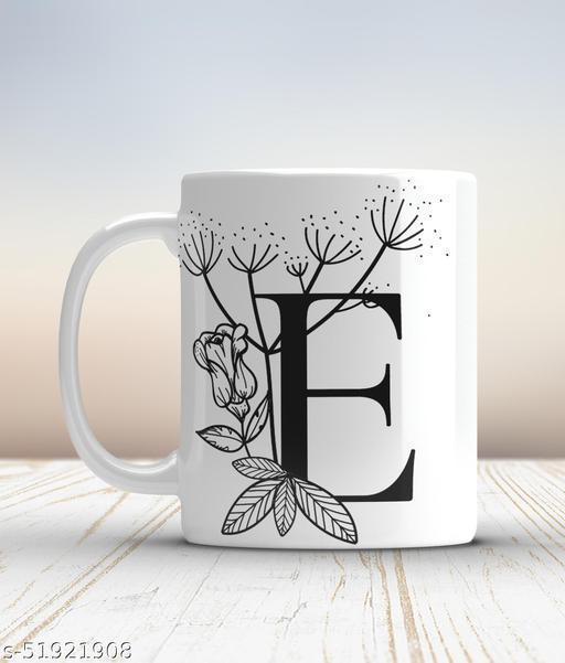 Ceramic mug-E