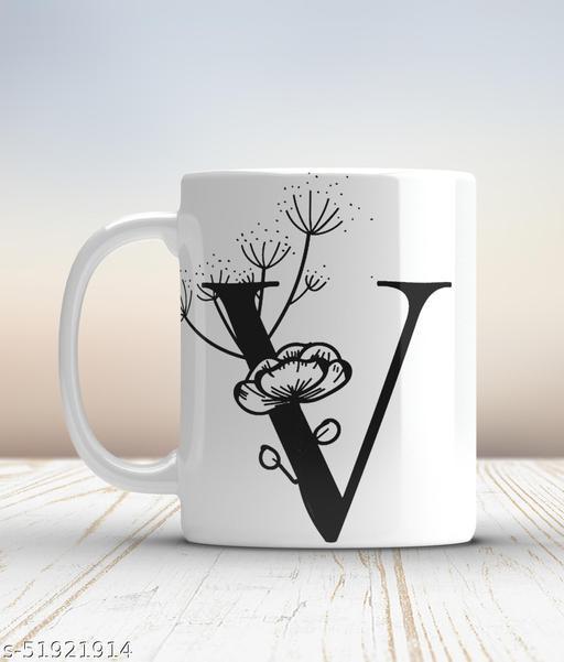 Ceramic mug-V