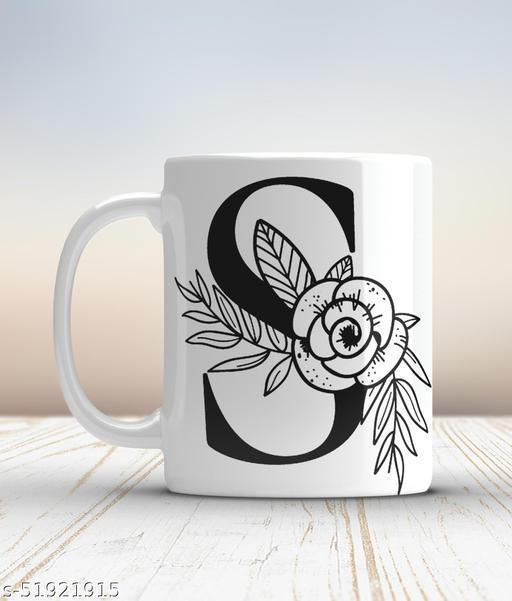 Ceramic mug-S