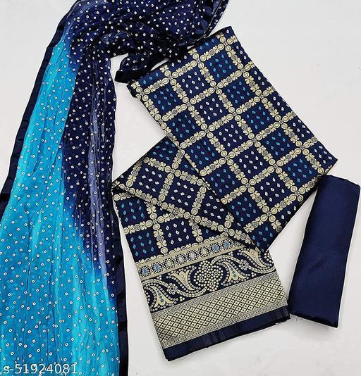 Myra Fabulous Semi-Stitched Suits
