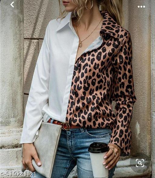 Pretty Glamorous Women Shirts