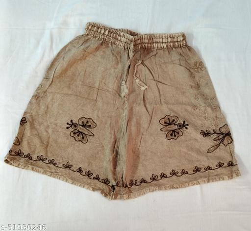 Fancy Feminine Women Shorts