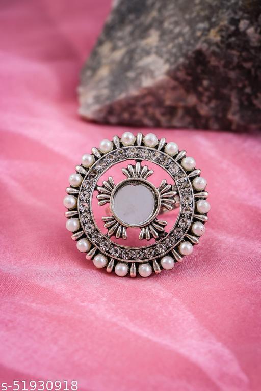 Allure Fancy Rings